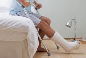 articoli ortopedici stampelle