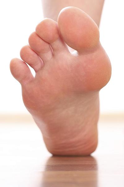 piede piatto