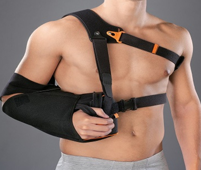 tutore spalla con abduzione