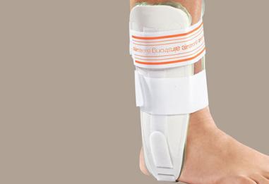 tutori caviglia shell